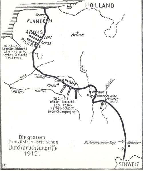 Westfront 1 Weltkrieg Karte.Witzwort Und Der Erste Weltkrieg Harbuch